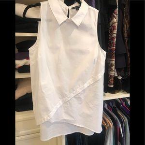 Antonio Melani white blouse NWOT